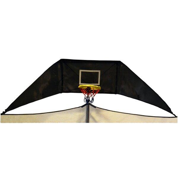 Propel Trampoline Jump N Jam Basketball Hoop by Propel Trampolines