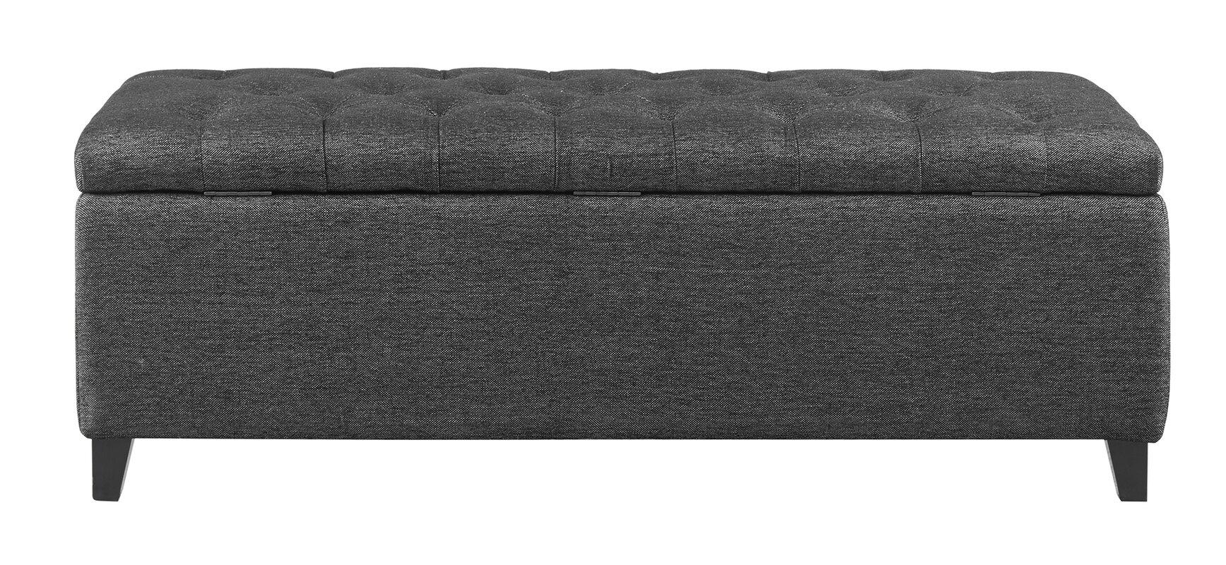 holoman upholstered storage bench. alcott hill holoman upholstered storage bench  reviews  wayfair