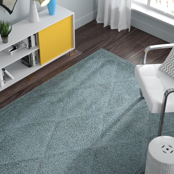 Chester Light Blue Area Rug by Zipcode Design