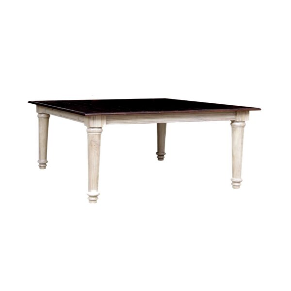 Nyi Square Counter Height Dining Table by Bayou Breeze