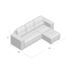 Arora Reclining Sofa by Ebern Designs