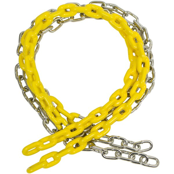 Coated Swing Chain (Set of 2) (Set of 2) by Swing Set Stuff
