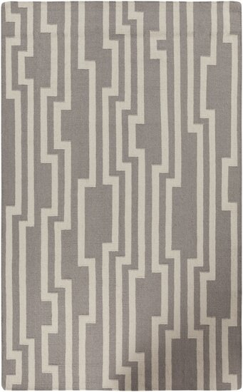 Carson Flint Gray Area Rug by Candice Olson Rugs