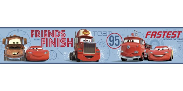 Walt Disney Kids II Buddy 9 Border Wallpaper by Yo