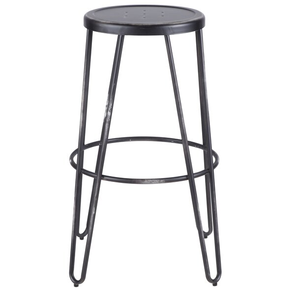 Chaidez 30 Bar Stool (Set of 2) by 17 Stories