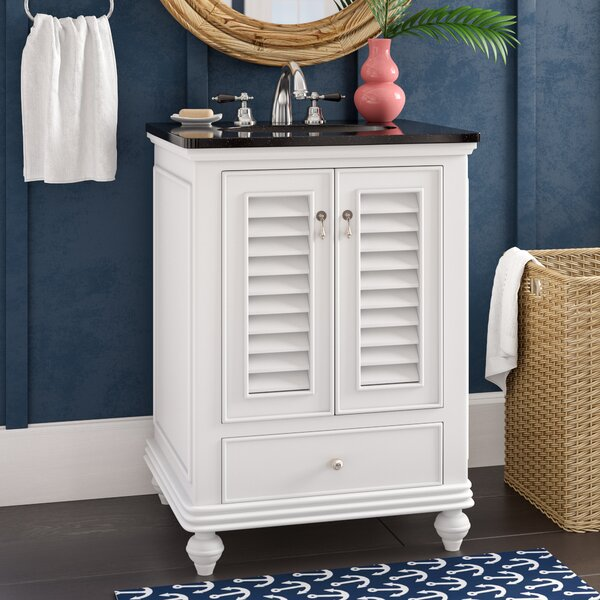 Addilynn 25 Single Bathroom Vanity Set by Breakwater BayAddilynn 25 Single Bathroom Vanity Set by Breakwater Bay