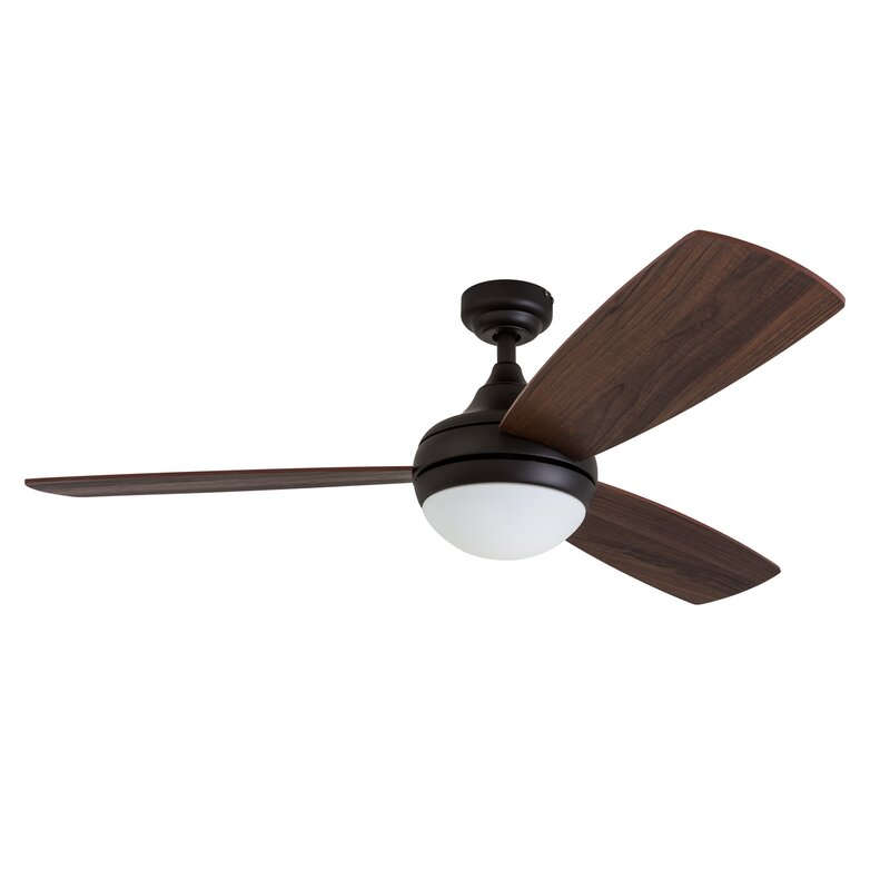 Blade Ceiling Fan With Remote Control