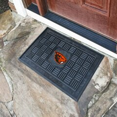 NCAA Oregon State University Medallion Door Mat by FANMATS