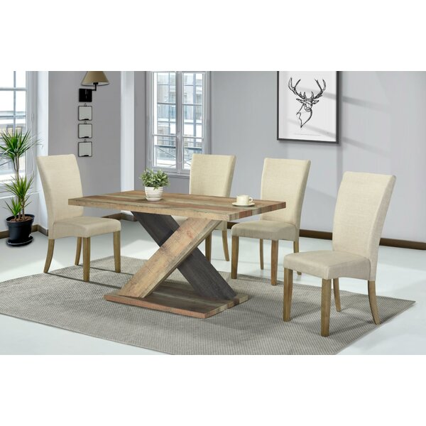 Canyon 5 Piece Dining Set by Gracie Oaks Gracie Oaks