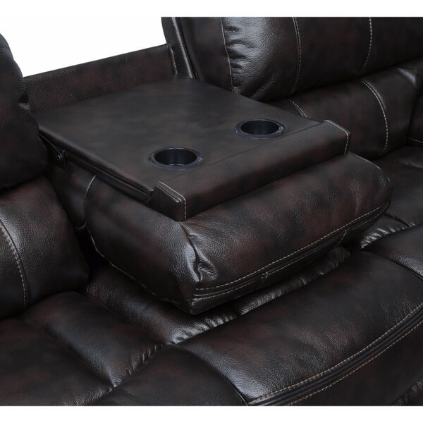 Elio Wooden Motion Sofa by Darby Home Co
