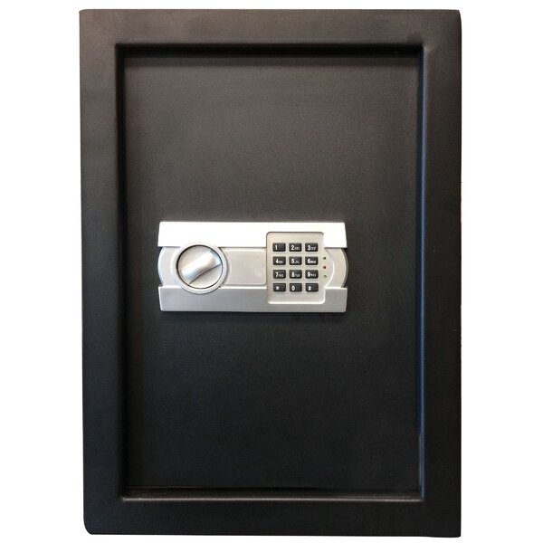 Sportsman Series Electronic Lock Wall Safe 1 CuFt by Buffalo Tools