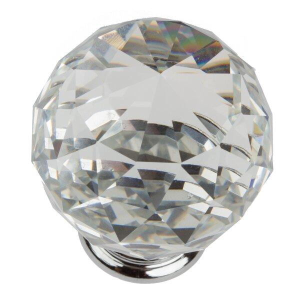 Crystal Knob (Set of 10) by GlideRite Hardware