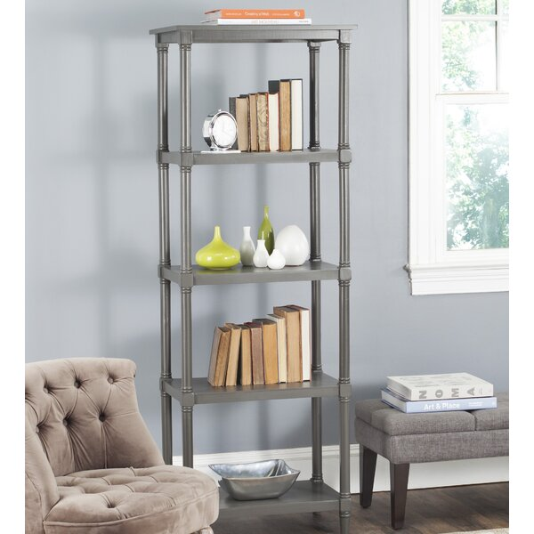 Roberts Sheft Etagere Bookcase by August Grove| @ $202.99