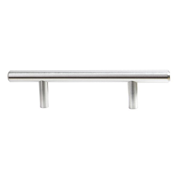 Stainless Steel Slim Modern Euro Cabinet Handle 3