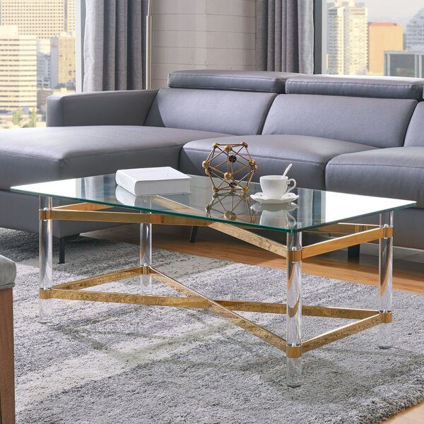Rhem Coffee Table by Latitude Run