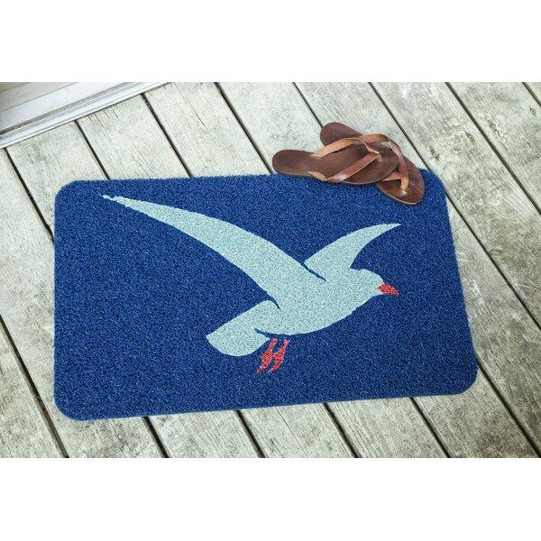 Simplicity Elegant Seagull Door Mat by Entryways