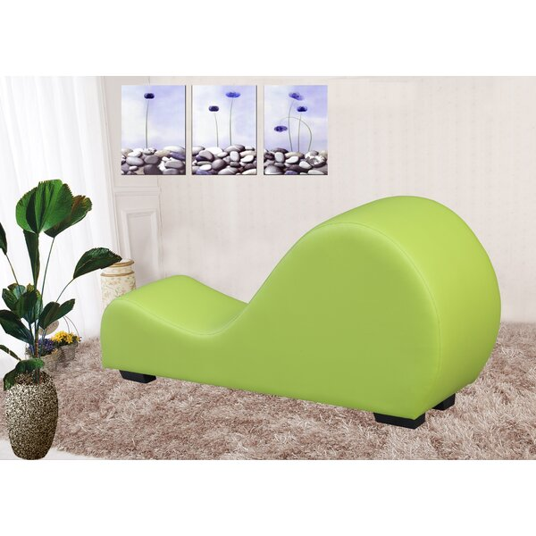 Margarito Yoga Chaise Lounge By Ebern Designs