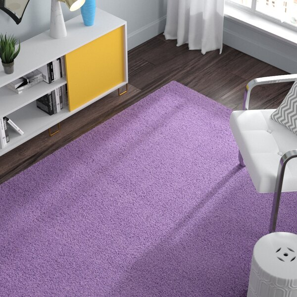 Madison Lilac Area Rug by Zipcode Design