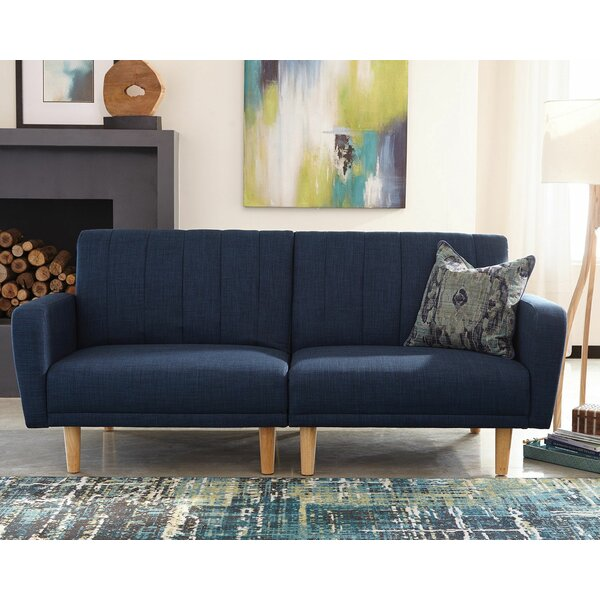 Tillison Convertible Sleeper Sofa by Wrought Studio