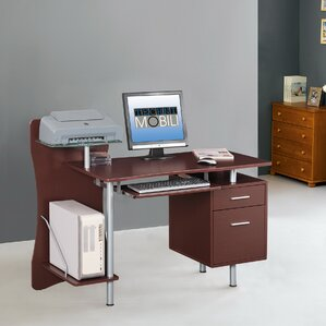 Desks Youll Love Wayfair - Desks incorporate recessed computer technology