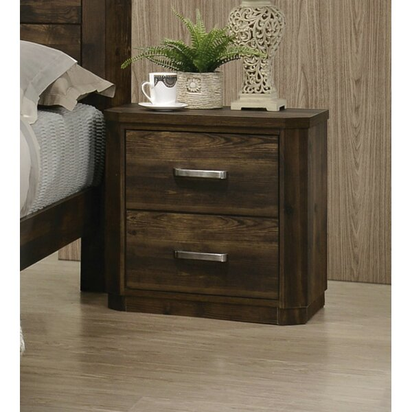 Appling 2 Drawer Nightstand by Brayden Studio