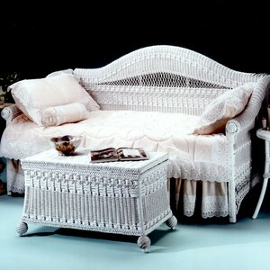 Classic Daybed by Yesteryear Wicker