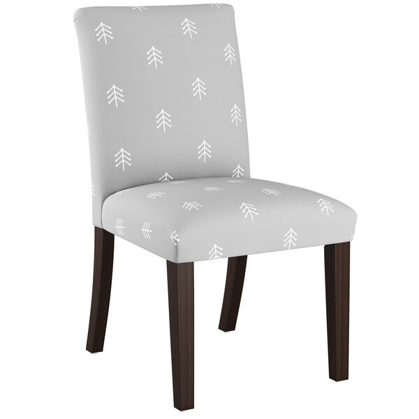 Bagameri Upholstered Dining Chair by Loon Peak