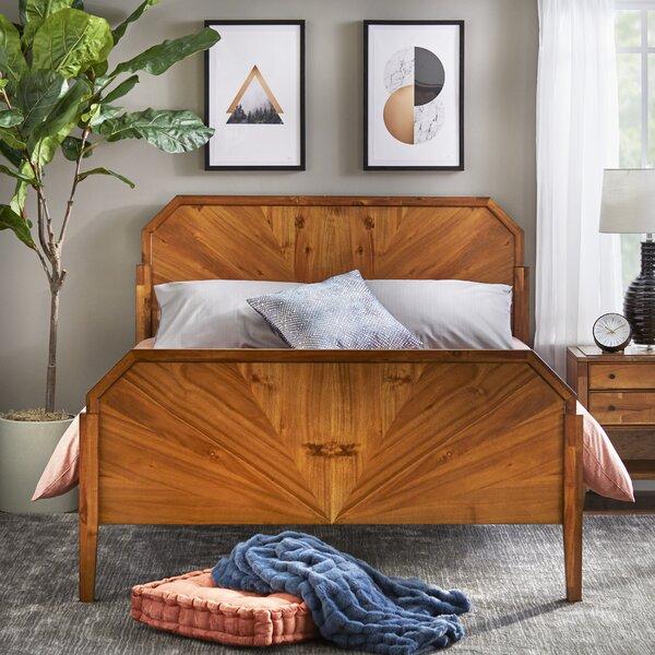 Seidman Queen Platform Configurable Bedroom Set by Union Rustic