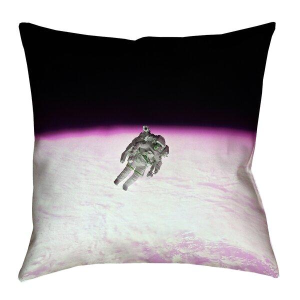 Hansard Astronaut Outdoor Pillow