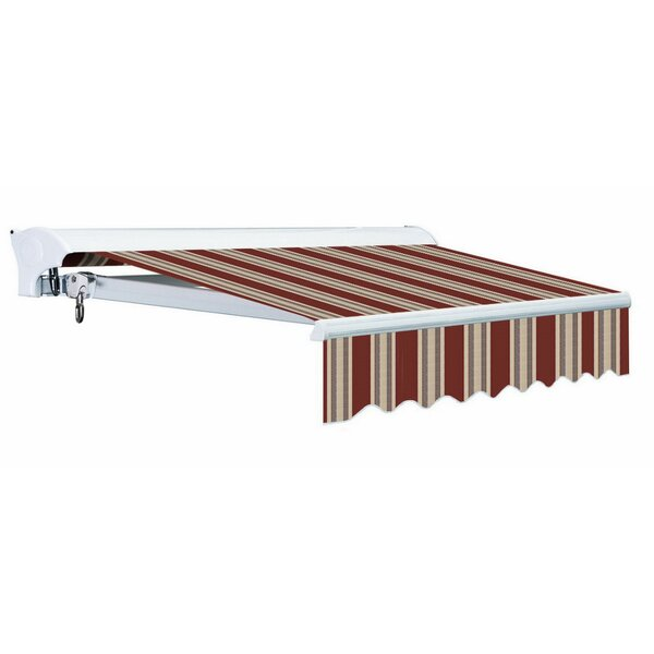 Luxury Series Electric Retractable Patio Awning by Advaning