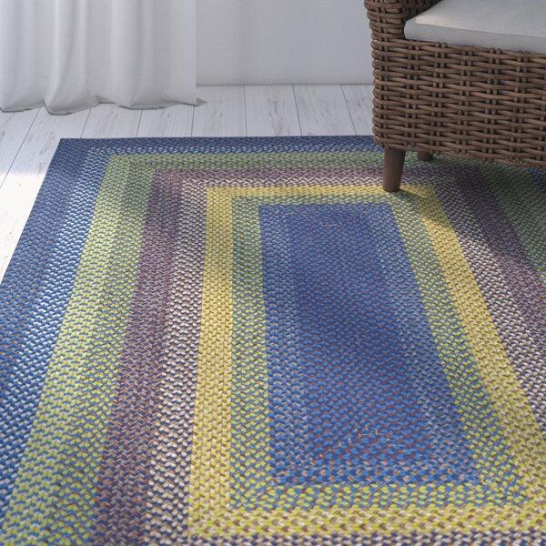 Partridge Multi Indoor/Outdoor Area Rug by Beachcrest Home
