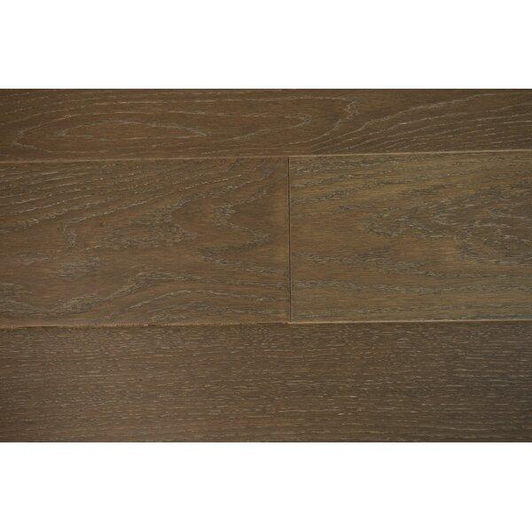 Venice 6-1/2 Engineered Oak Hardwood Flooring in Almond by Branton Flooring Collection