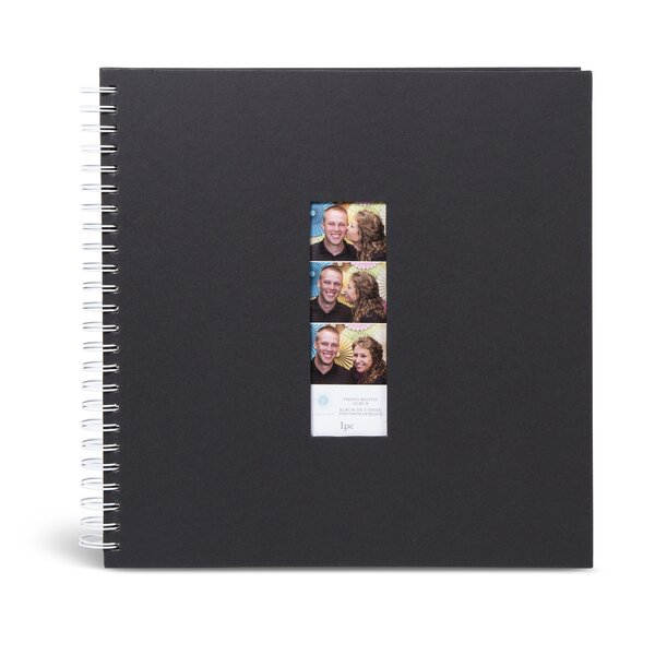 Elizabeth Street Photo Booth Guest Book by The Holiday Aisle