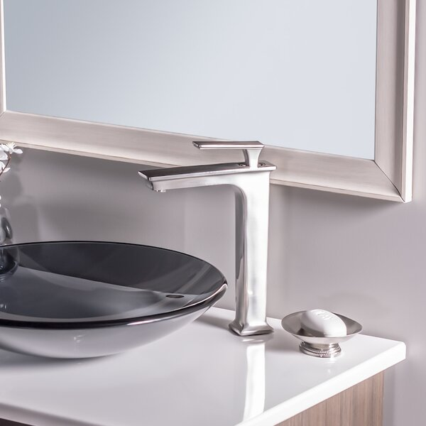 Starks Single Hole Bathroom Faucet by Novatto