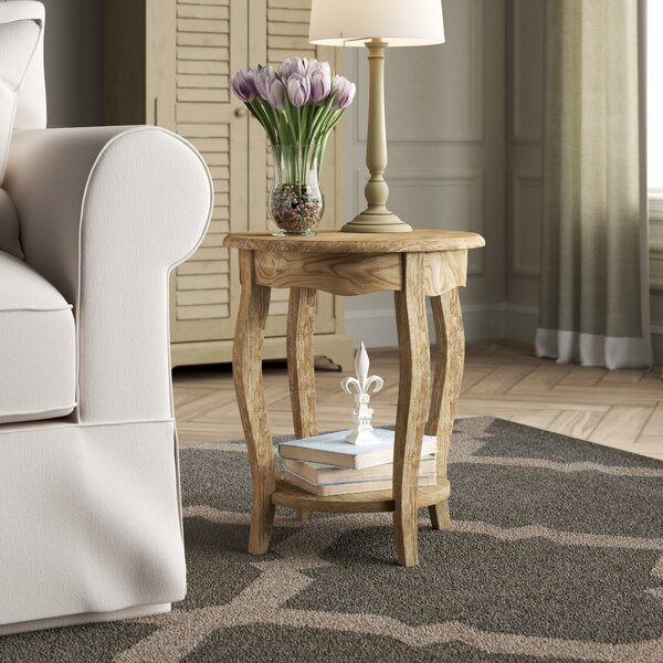 Francoise End Table by Lark Manor