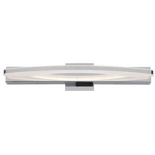 Look for Macey 1-Light LED Bath Bar By Orren Ellis