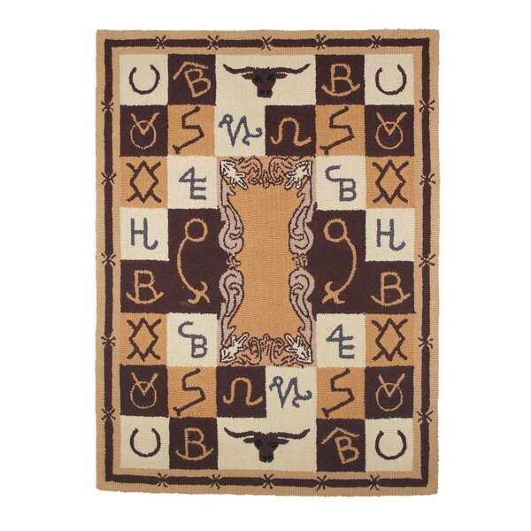 Brand Area Rug by Patch Magic