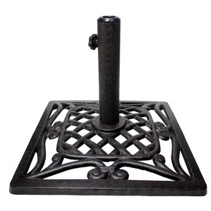 steel umbrella base with casters bsk120 coghlan cast iron free standing umbrella base