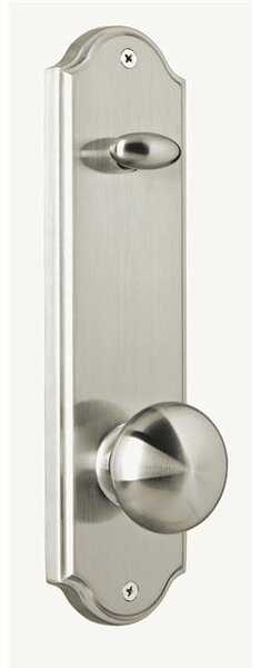 Woodward Double Cylinder Entrance Knobset by Weslock