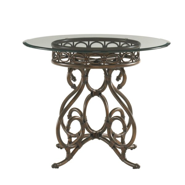 Capistrano Metal Dining Table by Tommy Bahama Home