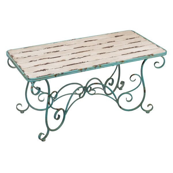 Fleur de Lis Dining Table by Regal Art & Gift
