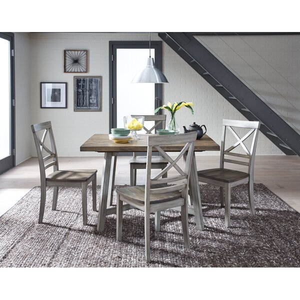 Duplessis 5 Piece Dining Set by One Allium Way
