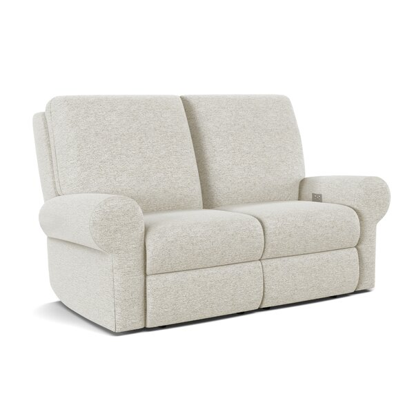 Eddison Reclining Loveseat By Wayfair Custom Upholstery™