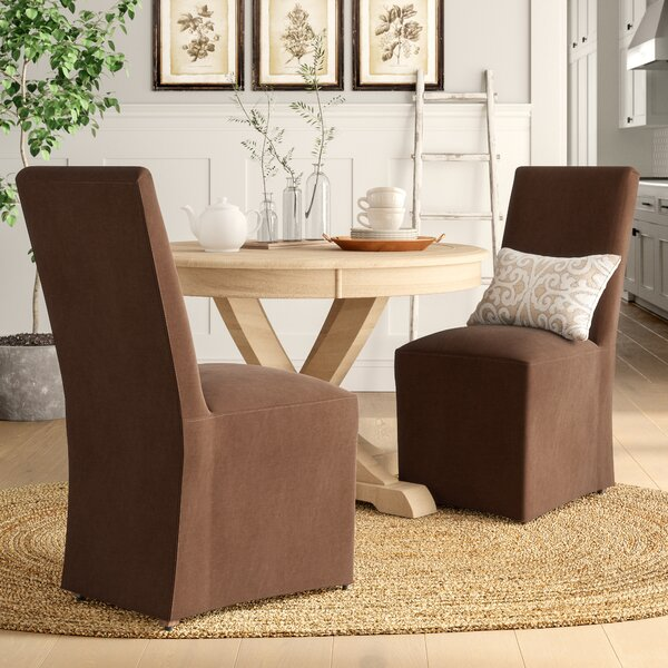 Lefebre Upholstered Dining Chair (Set of 2) by Birch Lane™ Heritage