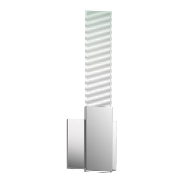 Radiant Lines 2-Light LED Outdoor Flush Mount by Sonneman