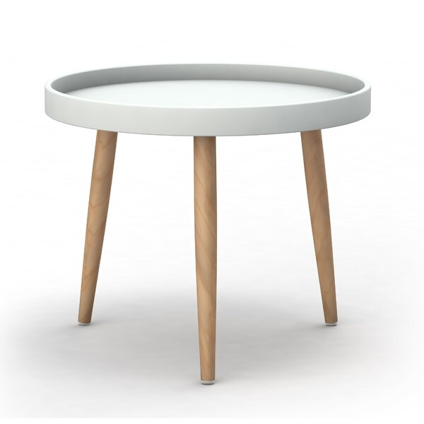 Brower Chat End Table By Bungalow Rose