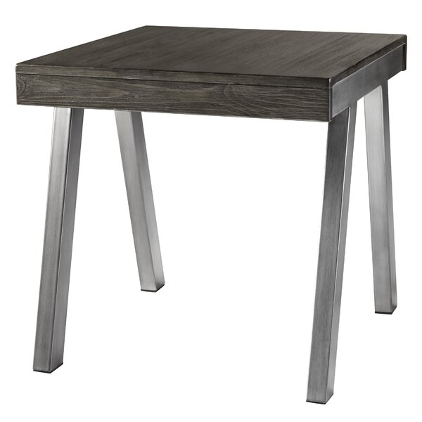Hershel End Table by Williston Forge