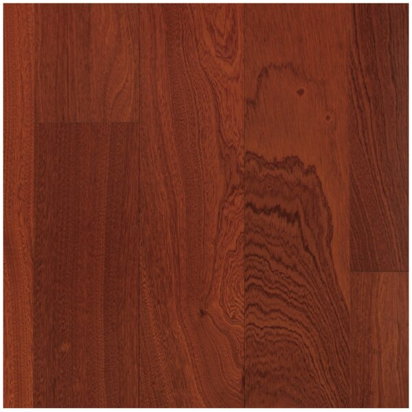 3 Engineered Hazel Sapele Hardwood Flooring in Burgundy by Easoon USA