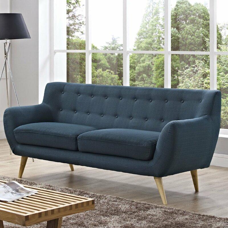 Milland Mid Century Sofa