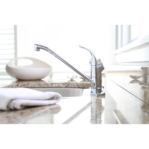 Premier Faucet Westlake Single Handle Deck Mounted Kitchen Faucet